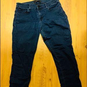 JBrand skinney leg jeans